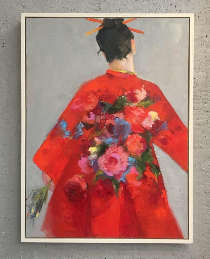 Doris Peltzman, The Red Kimono