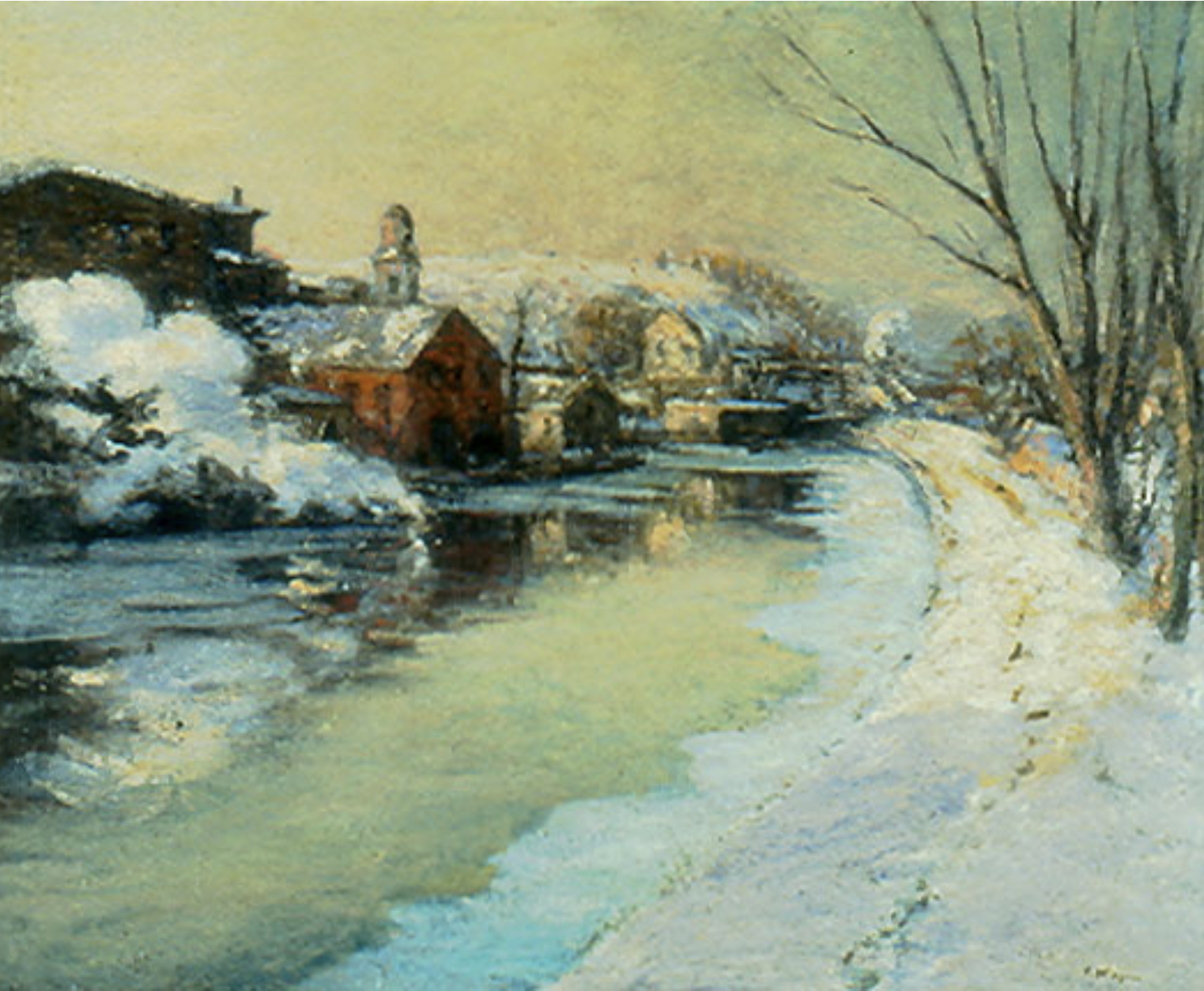 Impressionism, Michener Art Museum, Fred Wagner